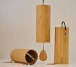 Koshi Wind Chime set 4 stuks