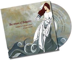 """CD Els Cuypers & Patrik Niels """"The Return of Trobairitz"""""""